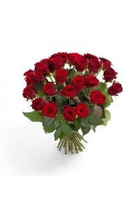40 Long Stem Red Roses