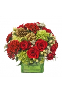 Christmas Night Bouquet