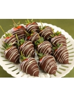 Milk Chocolate Strawberries