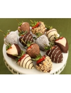 Chocolate Covered Strawberries Gift