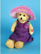 Chantilly Lane Connie Talbot™ BELIEVE Bear