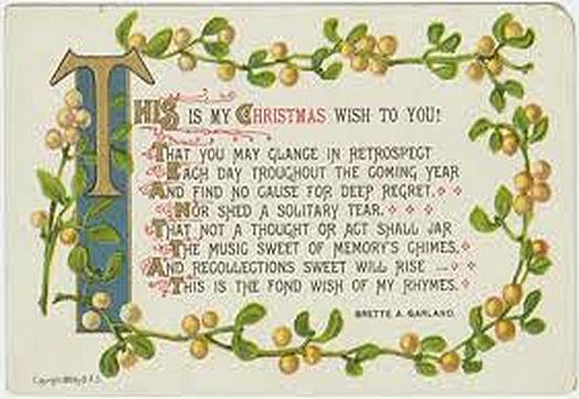 A Christmas Wish.A Christmas Wish To You Rosefarm Com International