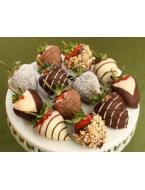 Chocolate Covered Strawberries Gift