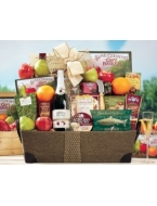 Fresh Fruit and Sparkling Juice Selection